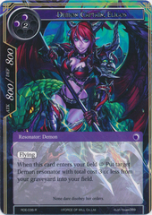 Demon Captain, Eligos - RDE-035 - R - Foil