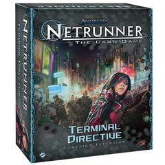 Android Netrunner: Terminal Directive