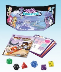 My Little Pony: The Curse Of The Statuettes Adv.