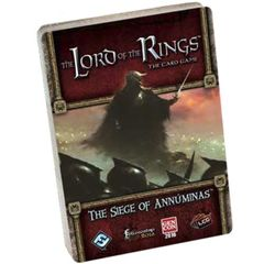 Lord Of The Rings Lcg: The Siege Of Annuminas Adventure Pack