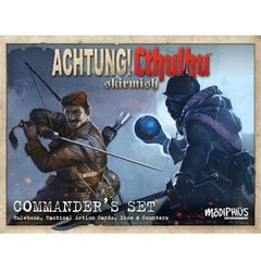 Achtung! Cthulhu - Skirmish Commander's Set