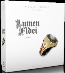 Time Stories Expansion: Lumen Fide