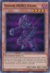 Vision HERO Vyon - DUSA-EN021 - Ultra Rare - 1st Edition