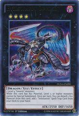 Evilswarm Ophion - DUSA-EN090 - Ultra Rare - 1st Edition