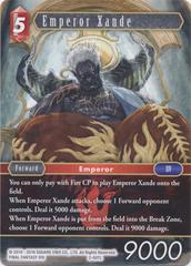 Emperor Xande - 2-007L