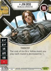 Jyn Erso - Relentless Operative