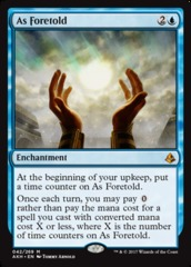 As Foretold on Channel Fireball