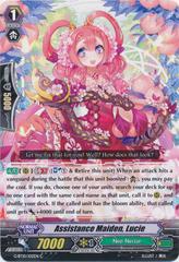 Assistant Maiden, Lucie - G-BT10/102EN - C