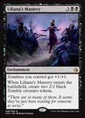 Liliana's Mastery - Foil