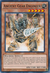 Ancient Gear Engineer - SR03-EN008 - Common - 1st Edition on Channel Fireball