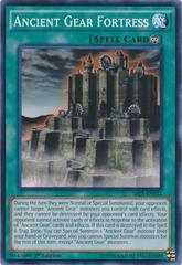 Ancient Gear Fortress - SR03-EN022 - Common - 1st Edition on Channel Fireball