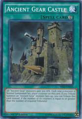 Ancient Gear Castle - SR03-EN023 - Common - 1st Edition