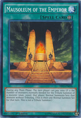 Mausoleum of the Emperor - SR03-EN026 - Common - 1st Edition on Channel Fireball