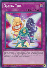 Ojama Trio - SR04-EN034 - Common - 1st Edition on Channel Fireball