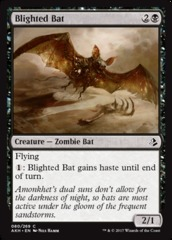 Blighted Bat - Foil