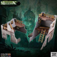 Plastcraft Colored: Slum Ruins
