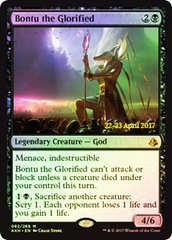 Bontu the Glorified - Foil - Prerelease Promo