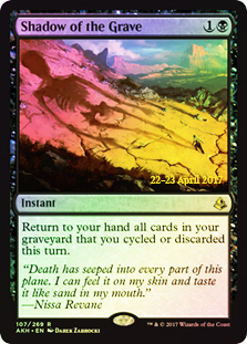 Shadow of the Grave - Foil - Prerelease Promo