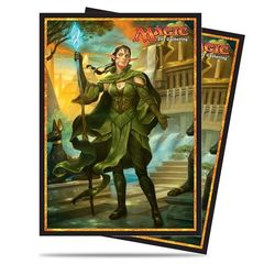 Ultra Pro - Magic The Gathering: Amonkhet - Nissa Deck Protector #3 (86547)