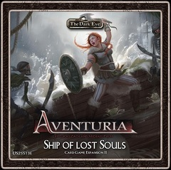 The Dark Eye: Aventuria CG Ship Of Lost Souls