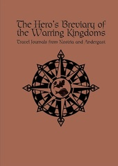 The Dark Eye: Heroes Breviary O/T Warring Kingdoms