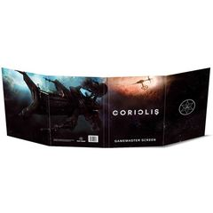 Coriolis: Gamemaster Screen