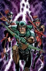 Green Arrow #23 Var Ed