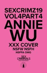 Sex Criminals #19 Xxx Annie Wu Var (Mr)