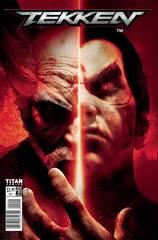 Tekken #1 (Of 4) Cvr D Videogame Var