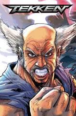 Tekken #1 (Of 4) Cvr F Tong