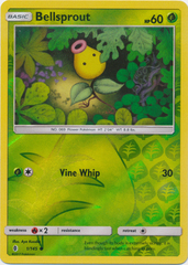 Bellsprout  - 1/145  - Common - Reverse Holo