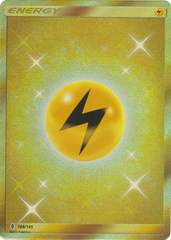 Lightning Energy  - 168/145 - Secret Rare
