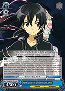 Determination with Life on the Line, Kirito - SAO/S47-E114 - R