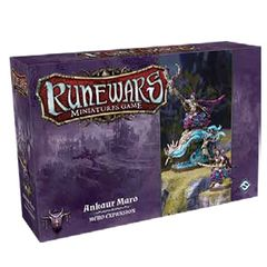 Runewars Miniatures Game: Ankaur Maro Expansion Pack