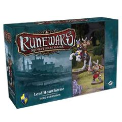 Runewars Miniatures Game: Lord Hawthorne Expansion Pack
