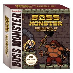 Boss Monster - Implements Of Destruction