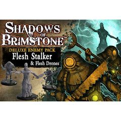 Shadows Of Brimstone: Flesh Stalker And Flesh Drones - Deluxe Enemy Pack