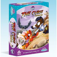 My Little Pony Rpg: Tails Of Equestria - Curse Of The Statuettes Adventure Expansion