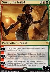 Samut, the Tested - Foil
