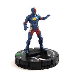 Captain Britain Iron Man - 019 - Uncommon