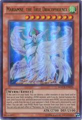 Mariamne, the True Dracophoenix - MACR-EN026 - Ultra Rare - Unlimited Edition