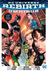 DC Universe Rebirth Omnibus Expanded Edition