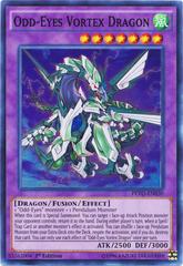 Odd-Eyes Vortex Dragon - PEVO-EN030 - Super Rare - 1st Edition on Channel Fireball