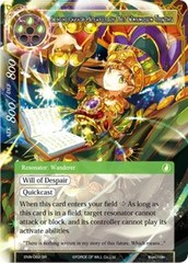 Scheherazade, Speaker of Yet Unknown Truths - ENW-062 - SR - Foil