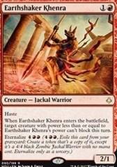 Earthshaker Khenra on Channel Fireball