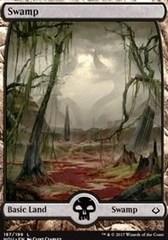 Swamp - Foil (187)(HOU)