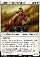Djeru, With Eyes Open