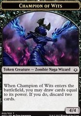 Champion of Wits Token (HOU)