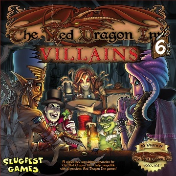 Red Dragon Inn 6: Villains