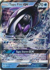 Tapu Fini-GX - 39/147 - Ultra Rare